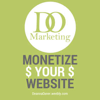 DO Marketing Monetize your Website